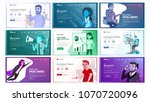 Website Design Template Set....