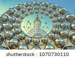 wat prathat phasornkaew | Shutterstock . vector #1070730110