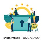 vector illustration. general... | Shutterstock .eps vector #1070730920