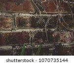 old brick well 3 | Shutterstock . vector #1070735144