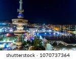 thessaloniki  greece   sept 17  ... | Shutterstock . vector #1070737364