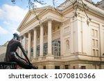 london  january  2018  royal...   Shutterstock . vector #1070810366