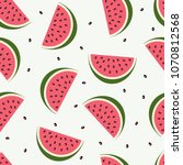 seamless pattern with...   Shutterstock . vector #1070812568