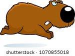 a cartoon illustration of a...   Shutterstock .eps vector #1070855018