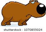 a cartoon illustration of a...   Shutterstock .eps vector #1070855024