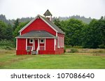 Little Red Schoolhouse In...