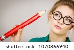 person confused thinking seeks... | Shutterstock . vector #1070866940