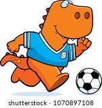 a cartoon illustration of a... | Shutterstock .eps vector #1070897108