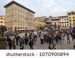 florence  italy   september 24  ... | Shutterstock . vector #1070900894