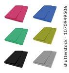 folder different color set