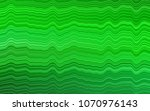 light green vector template... | Shutterstock .eps vector #1070976143