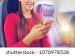 travel  tourism  technology and ... | Shutterstock . vector #1070978528