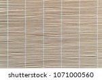 texture mats made of young...   Shutterstock . vector #1071000560