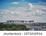 rostov on don  russia  03 july... | Shutterstock . vector #1071010916
