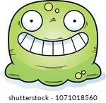 a cartoon illustration of a... | Shutterstock .eps vector #1071018560