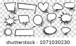 announces sketch idea... | Shutterstock .eps vector #1071030230