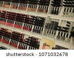 amsterdam  the netherlands ... | Shutterstock . vector #1071032678