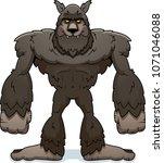 a cartoon illustration of a... | Shutterstock .eps vector #1071046088
