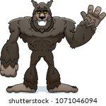 a cartoon illustration of a... | Shutterstock .eps vector #1071046094