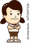 a cartoon illustration of a... | Shutterstock .eps vector #1071047126