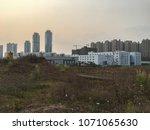 economic development zone   Shutterstock . vector #1071065630