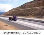 purple bonnet classic powerful... | Shutterstock . vector #1071104510