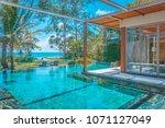 phuket  thailand   august 8 ... | Shutterstock . vector #1071127049