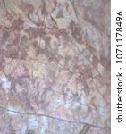 marble is a stone that is... | Shutterstock . vector #1071178496
