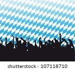 oktoberfest | Shutterstock .eps vector #107118710