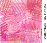 bright pink abstract background ... | Shutterstock . vector #1071196559