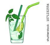 vector cartoon illustration  ...   Shutterstock .eps vector #1071232556