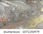 marble abstract acrylic... | Shutterstock . vector #1071250979
