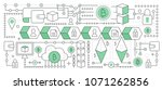 bitcoin  cryptocurrency and...   Shutterstock .eps vector #1071262856
