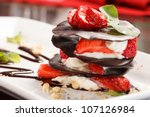 Chocolate Dessert With...