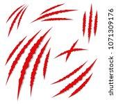 creative vector illustration of ... | Shutterstock .eps vector #1071309176