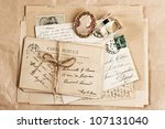 Old French Post Cards And...