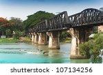 The River Kwai Bridge Is A...