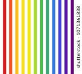 seamless rainbow pattern.... | Shutterstock . vector #1071361838