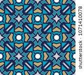 vector seamless texture.... | Shutterstock .eps vector #1071410078