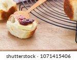 Cream Dinner Rolls Bread Buns...