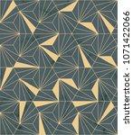 marble vector texture. black... | Shutterstock .eps vector #1071422066