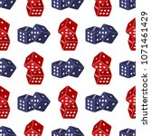 casino gambling win luck... | Shutterstock .eps vector #1071461429
