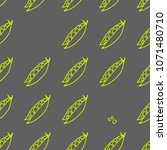 vector seamless pattern.... | Shutterstock .eps vector #1071480710
