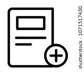 add document press