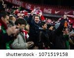bilbao  spain   january 05 ... | Shutterstock . vector #1071519158