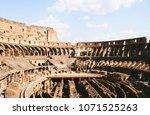 rome  italy   circa september...   Shutterstock . vector #1071525263