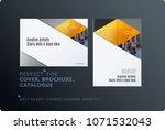 material design template.... | Shutterstock .eps vector #1071532043
