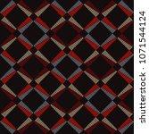 seamless geometric pattern. the ... | Shutterstock .eps vector #1071544124