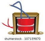 illustration of an electric... | Shutterstock . vector #107159870