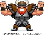 a cartoon illustration of a... | Shutterstock .eps vector #1071606500